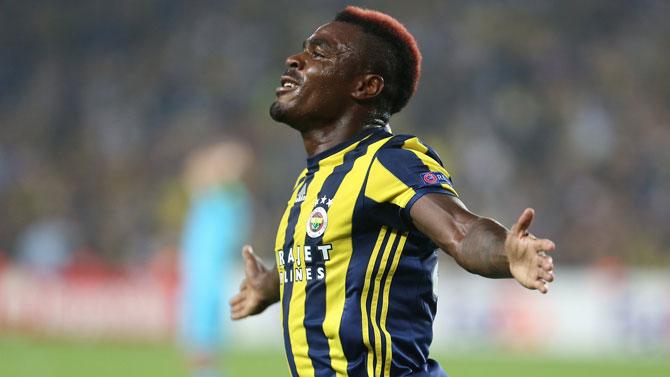Video - Emmanuel Emenike, Fenerbahçe-Galatasaray maçı için gelecek