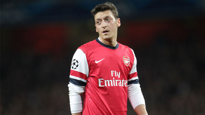 Alman milli futbolcudan Mesut Özil'e destek