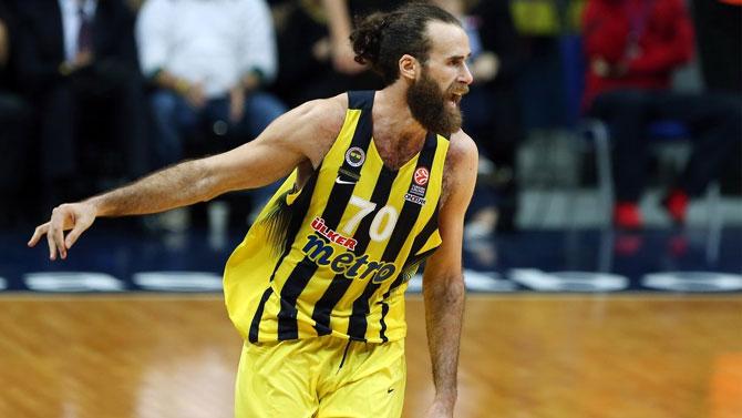 Fenerbahçe Doğuş'un yıldız ismi Datome açıkladı! Ünlü diziye konuk oluyor!