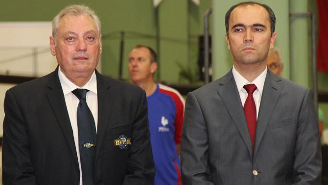 Türk hakemler, Afrika Bocce Şampiyonası'nda