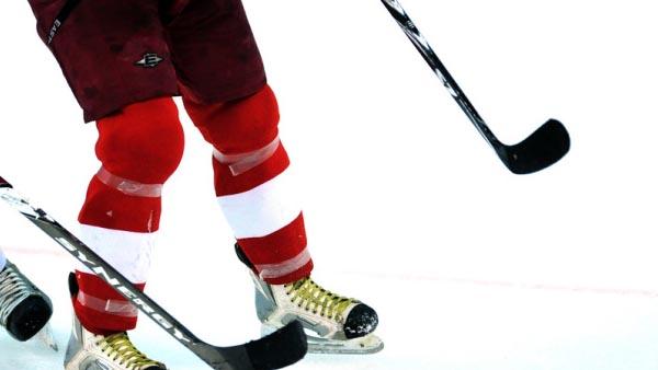 Erzurum'da buz hokeyi heyecanı!