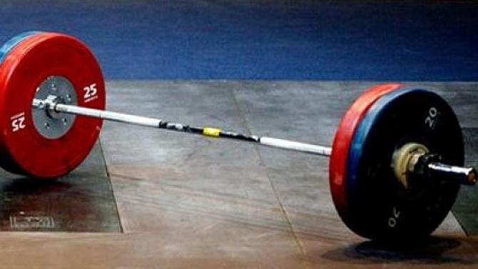 Halter Şampiyonası'nda bronz madalya