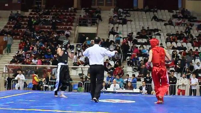 14. Dünya Büyükler Wushu Şampiyonası sona erdi.