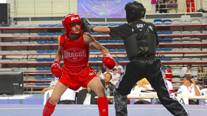 İller Arası Wushu Sanda Turnuvası başladı!