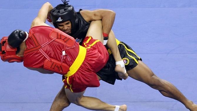 Dünya Büyükler Wushu Şampiyonası Kazan'da başladı!