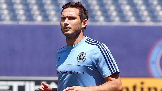 Lampard: 'Bugünlerde oynasaydım...'