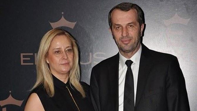 Saffet Sancaklı'nın eşi hayatını kaybetti!