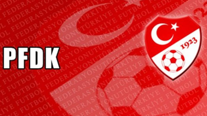 Afjet Afyonspor ve Sakaryaspor'a ceza