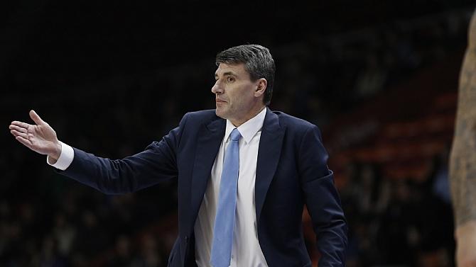 Perasovic: 'Ağır bir mağlubiyet yaşadık'
