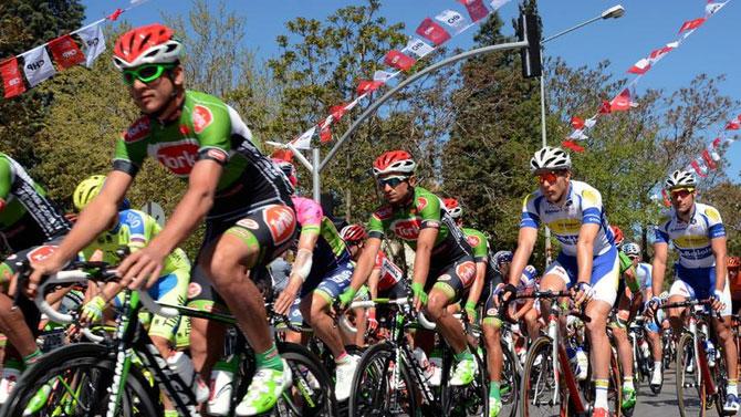 Milli bisikletçiler Erciyes'te
