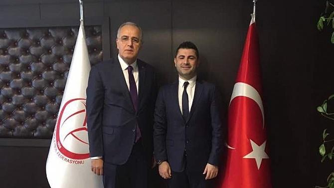 Akif Üstündağ, Top Bürokraside'nin konuğu!