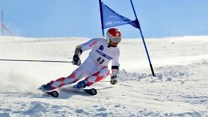 Kayak Şampiyonası'nda feci kaza!