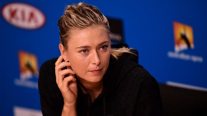 Madrid Açık'tan Sharapova'ya davet