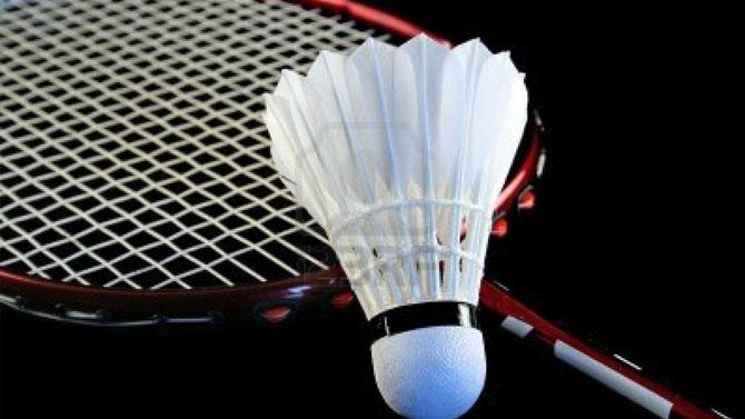 Badmintonda 7 madalya geldi