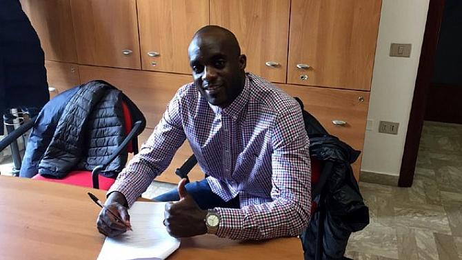 Mohamed Sissoko, Ternana ile sözleşme imzaladı