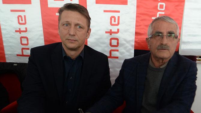Barisic Karabükspor'a imza attı!