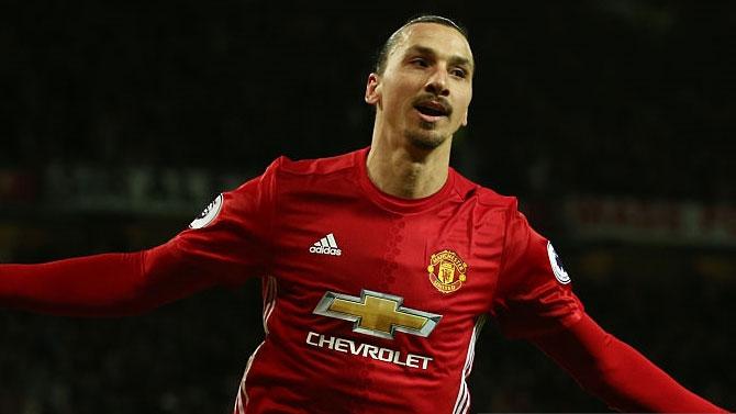 Manchester United'ı Ibrahimovic taşıyor!