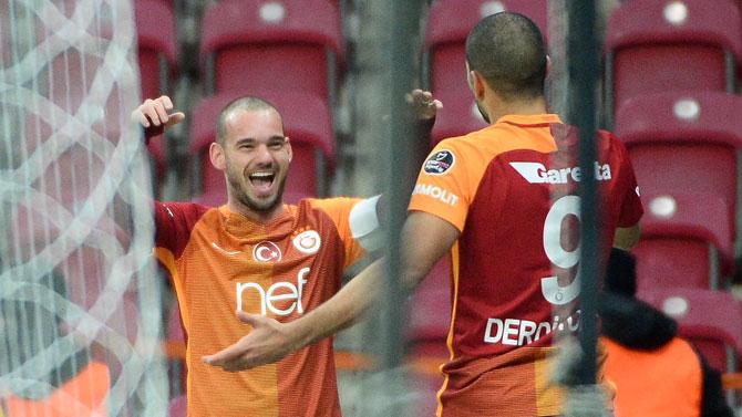 Galatasaray'da 4 eksik! İşte kadro...