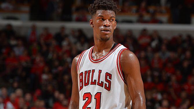 Bulls son saniyede kazandı!