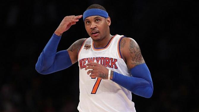 Carmelo'yu serbest bırakın!