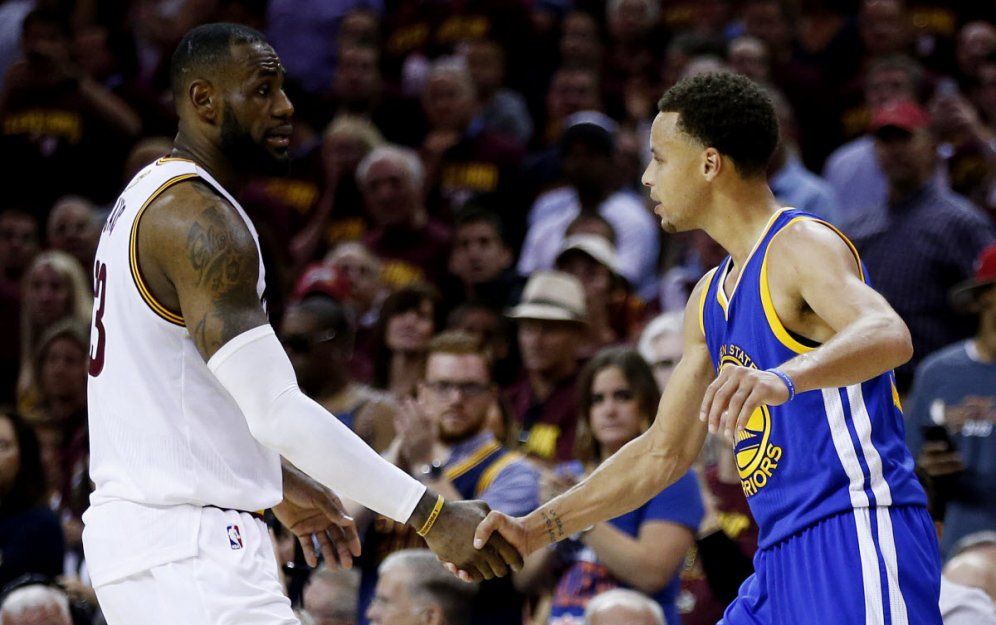 Curry'den Lebron açıklaması!