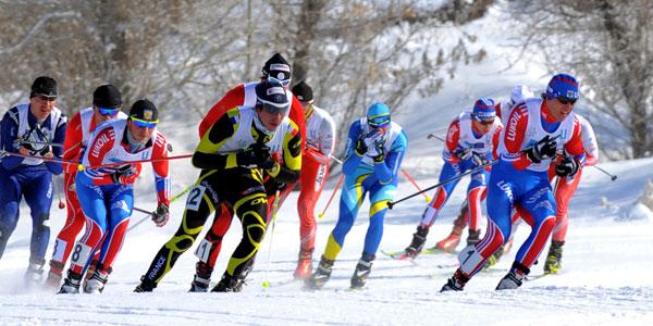 Kayaklı Koşu K2 Ligi final ayağı Bolu'da başladı