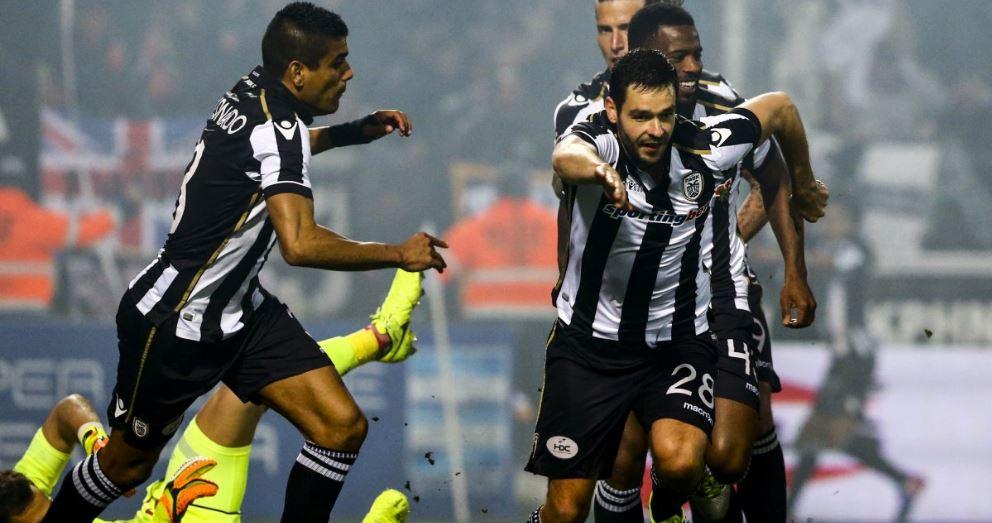 Lucescu, PAOK ile Yunanistan 1. Ligi'ne damga vurdu!