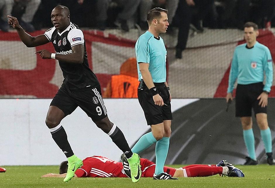 Aboubakar gol yapar!