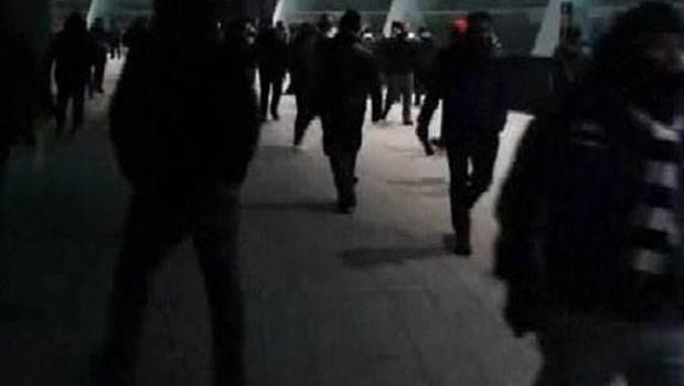 """Beşiktaşlı yönetici açıkladı! """"Bir taraftarımız bıçaklandı"""""""