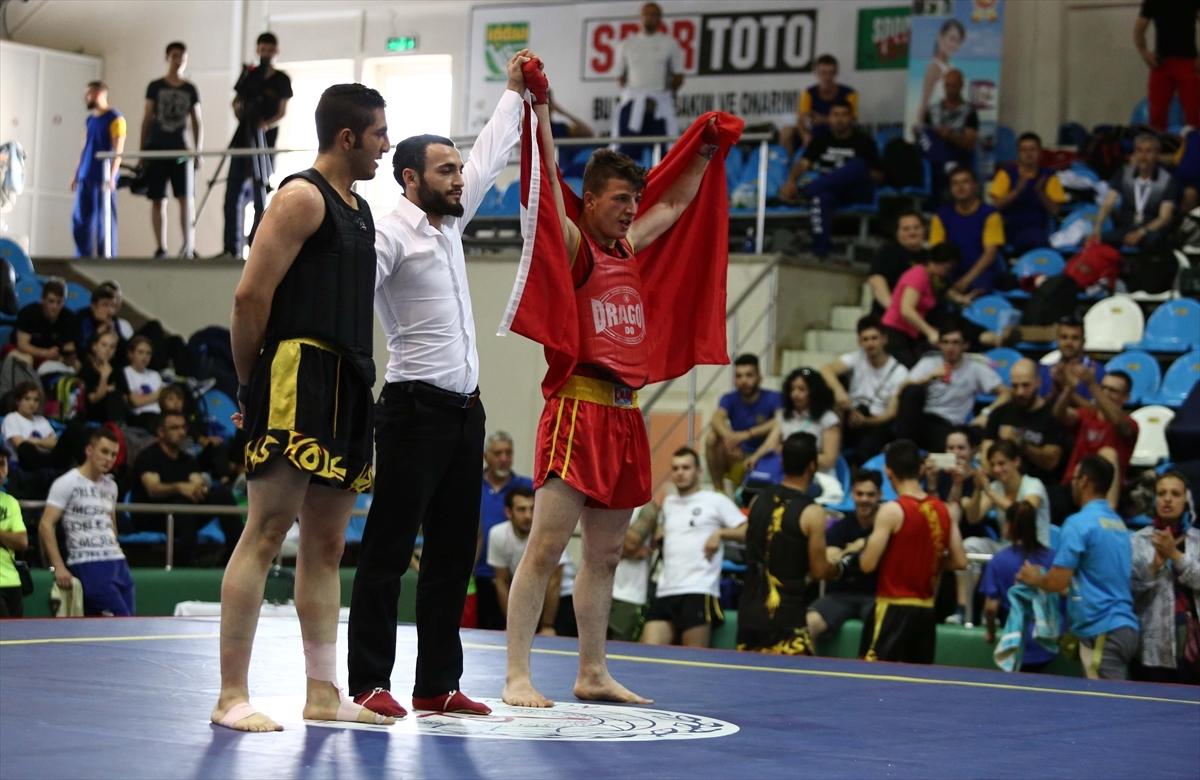 Wushu şampiyonası Antalya'da!