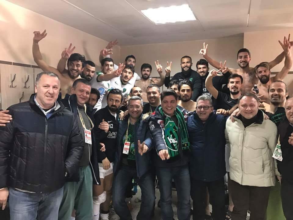 Kocaelispor 10 kişi kazandı!
