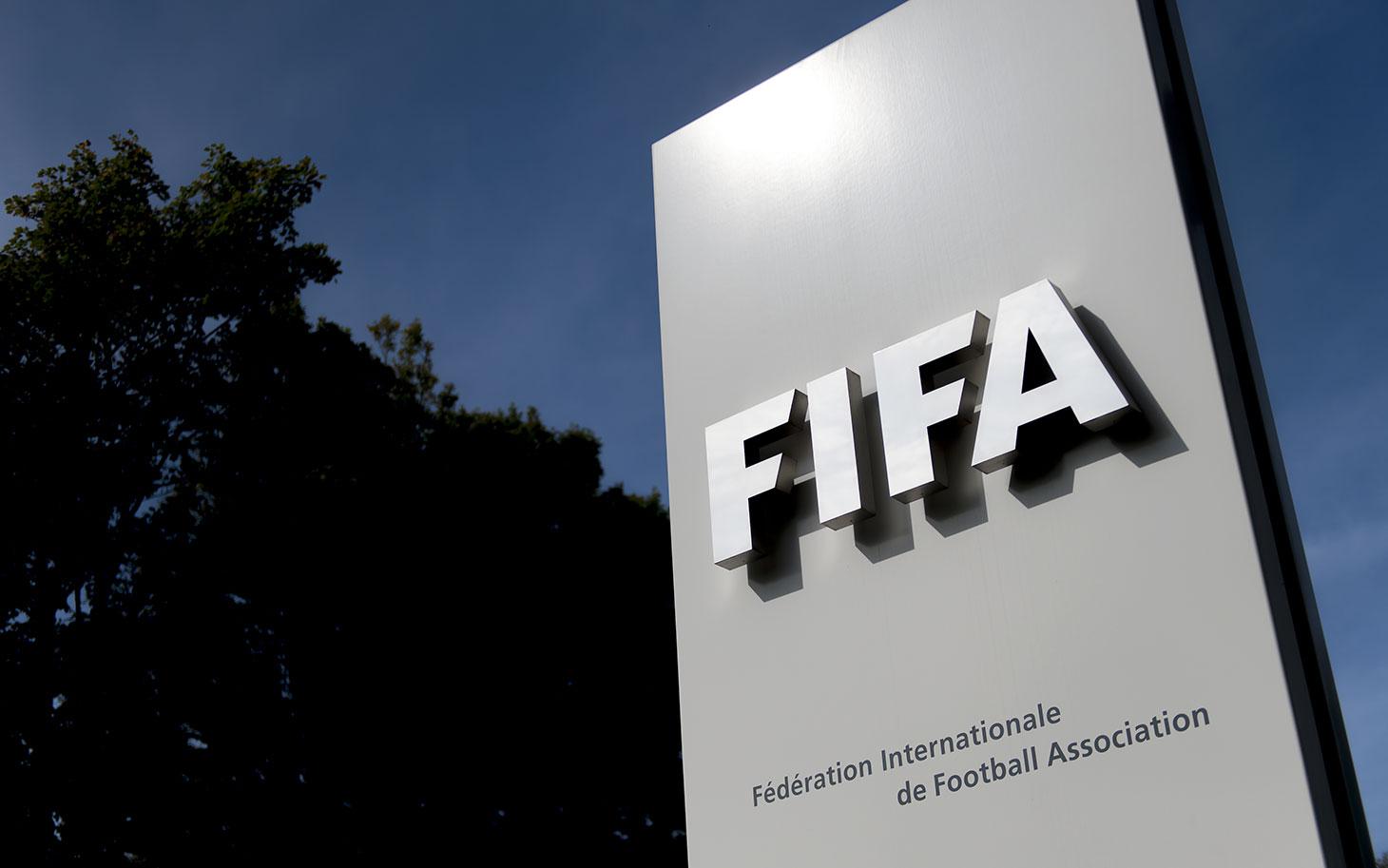 FIFA'dan Rusya'ya ceza