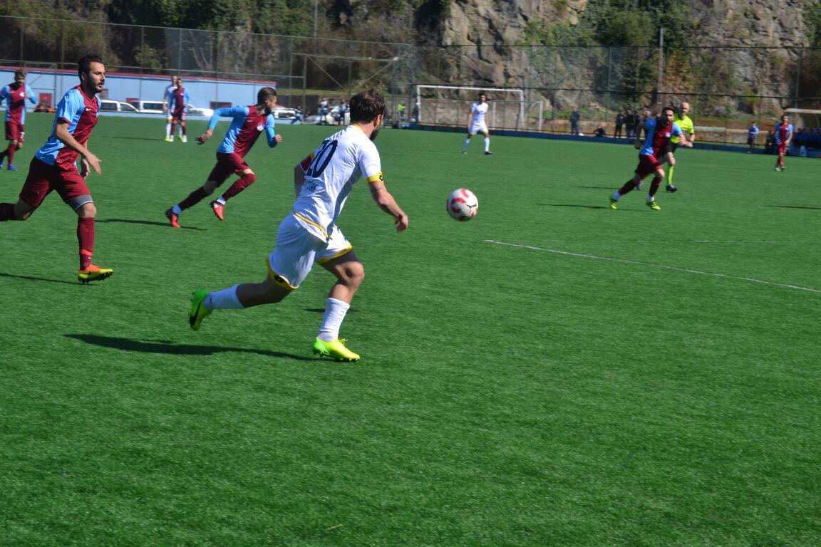 1461 Trabzon: 0 - MKE Ankaragücü: 1