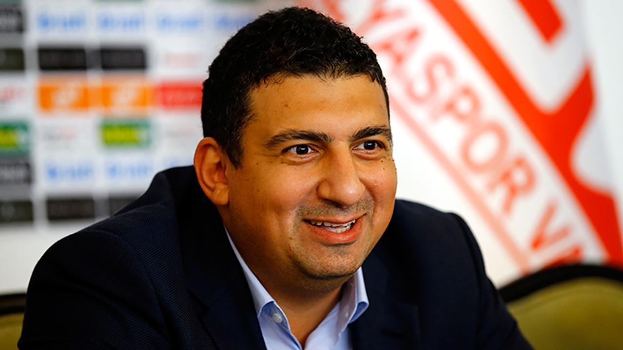 Ali Şafak Öztürk'ten transfer açıklaması