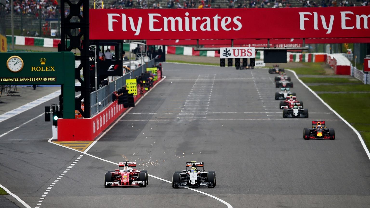 Formula 1'de  koruma sistemi yürürlüğe giriyor!