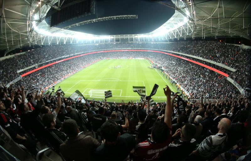 """Beşiktaş'tan """"Dünya Saati"""" kampanyasına destek"""