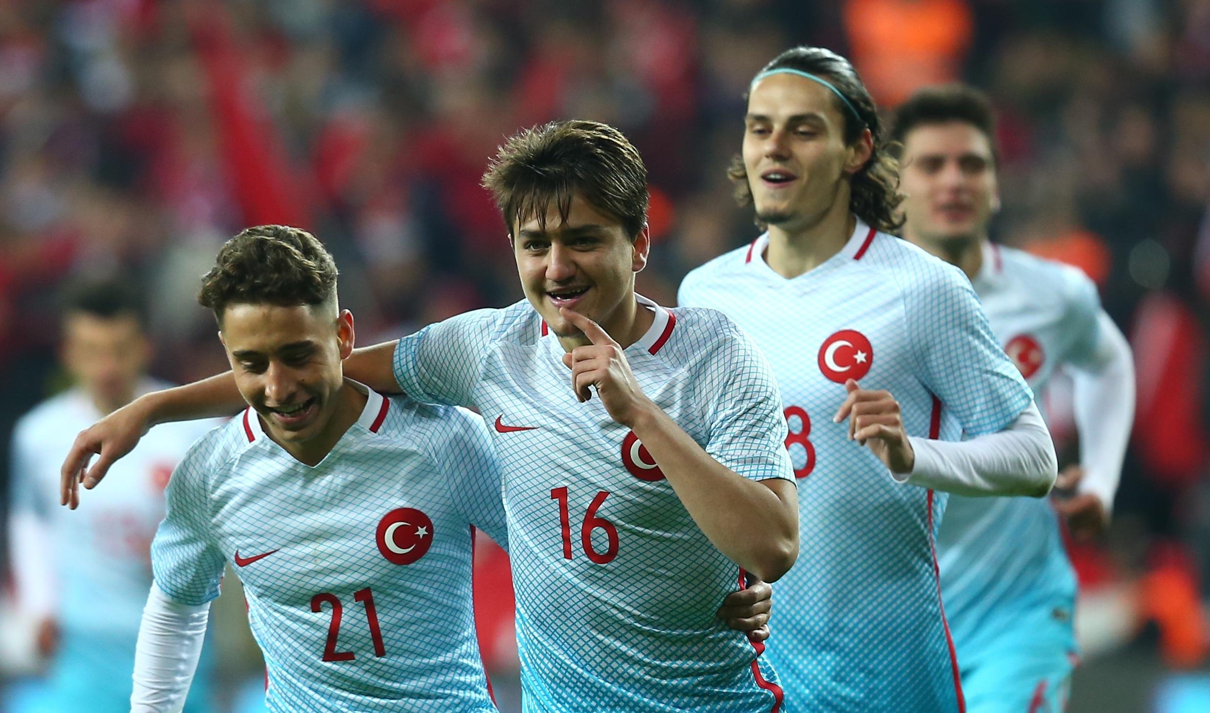 'Cengiz Ünder çok iyi bir Galatasaraylıdır'