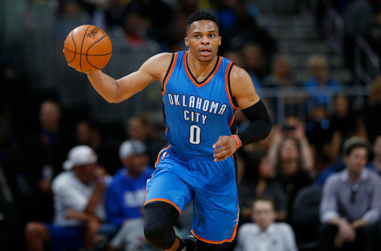 NBA play-off'larında üst üste 3 ''triple double'' yapan yıldız oyuncu!