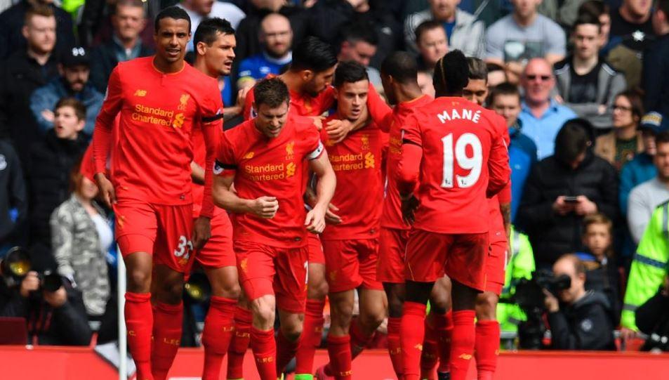 30. Hafta / Liverpool-Everton: 3-1