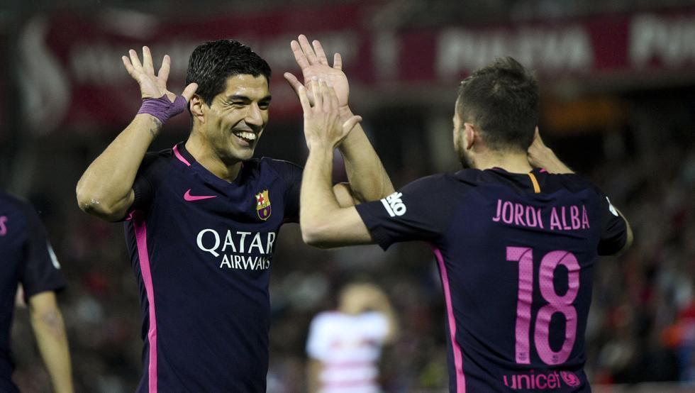 Messi'siz Barcelona 4 attı!