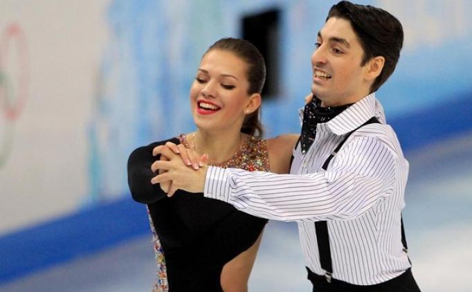 Agafonova-Uçar çiftinden olimpiyat kotası!