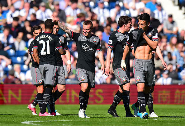 32. Hafta / West Bromwich-Southampton: 0-1