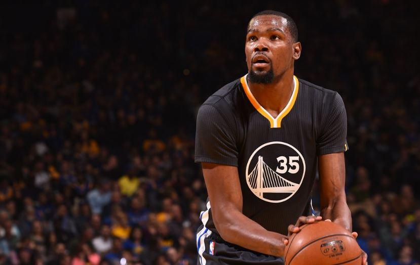 Curry yoksa Durant var!