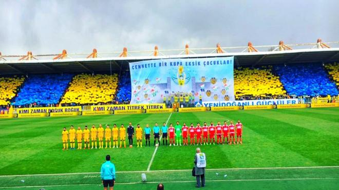 Ankaragücü'nün zirve yürüyüşü! İşte kalan maçlar!