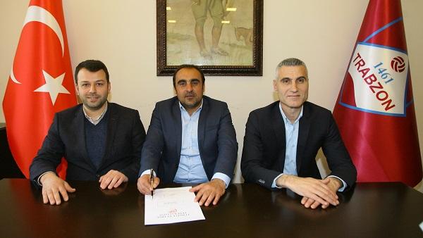 1461 Trabzon, İlker Erdem ile sözleşme imzaladı