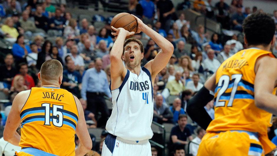 Nowitzki artık serbest! #NBA