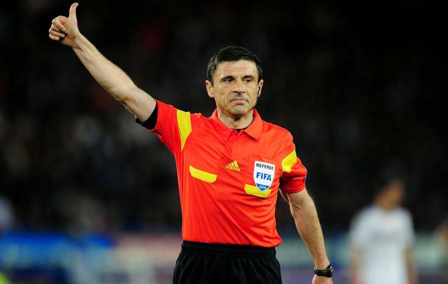 Lyon maçının hakemi açıklandı!
