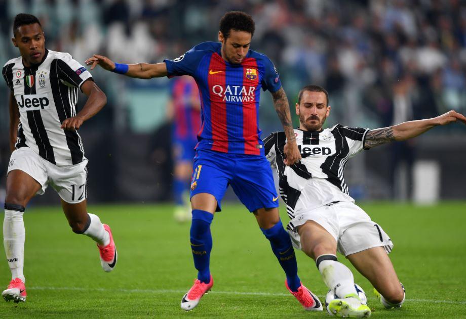 Barca-Juventus maçına Türk gözlemci!
