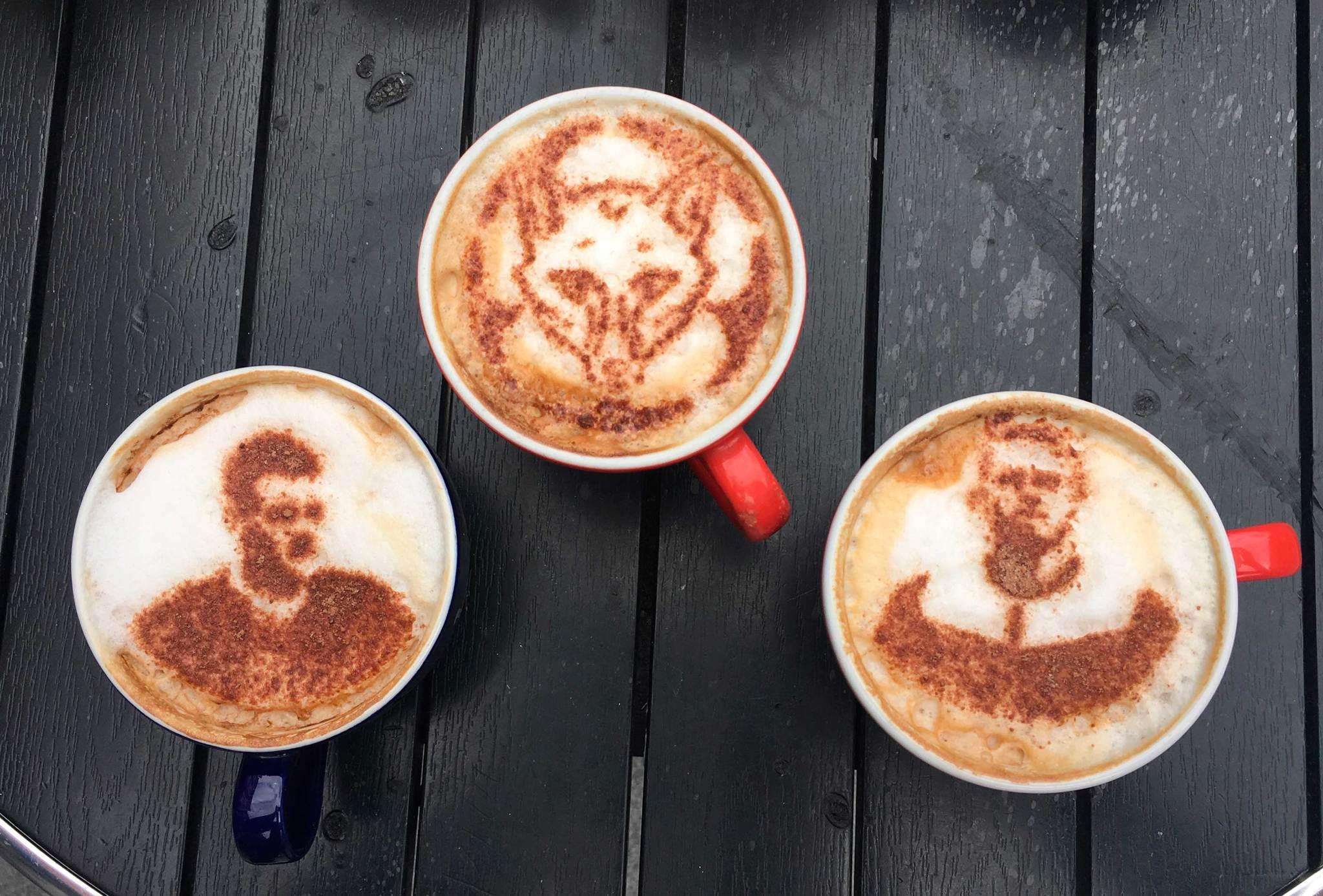 Şampiyonlar Ligi kahveleri