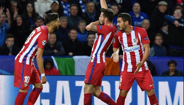Atletico birer golle yarı finalde!